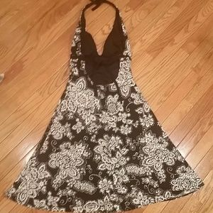 White House Black Market Dresses - White House Black Market open backed dress size 0